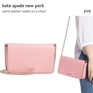 Kate spade Chain cross body bag